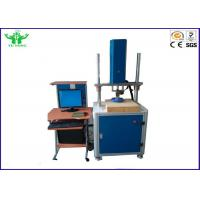 Buy cheap ASTM D3574 Computer Servo Control Foam Indentation Force Deflection Tester Resolution 1/1000 product