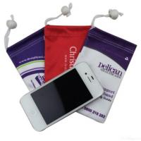 Buy cheap China Manufacture Of Microfiber Cloth Bag For Cellphone product