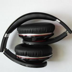 Buy cheap 2012 Top quality studio headphones earphone black color free shipping derteyu product
