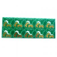 Buy cheap 4-layer PCB with Immersion Gold  for electronics equipment product