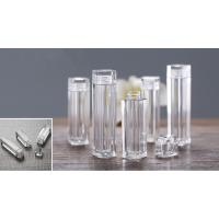 Buy cheap high end empty 6ml 8ml plastic square  food grade bottle power pot product