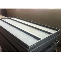 Quality Light duty industrial warehouse slotted angle rack for sale