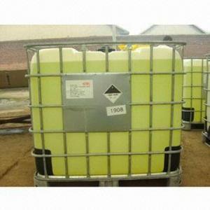 Buy cheap Liquid sodium chlorite, light green-yellow solution product