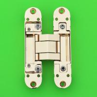 Buy cheap Smooth Right Hand and Left Hand Applicable Zinc Alloy Three Direction Adjustable Concealed Hinge product
