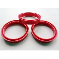 China Round Flat Custom Silicone Parts O Ring Seal With Good Electrical Insulation Properties on sale