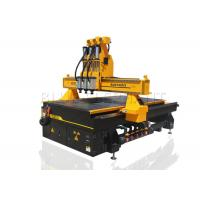 Buy cheap Digital Tool ATC CNC Router 3 Axis Cnc Milling Machine Helical Rack Transmission product