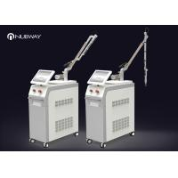 Buy cheap Professional Q Switched ND YAG Laser Machine 1064nm/532nm Laser Type product