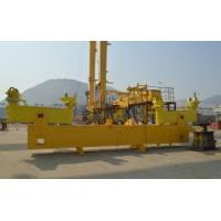 China Heavy steel fabrication for reach stacker on sale