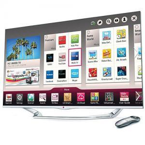 LG Electronics 60LA7400 60 Full HD 1080p Cinema 3D Smart LED TV Price $1020