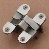 Buy cheap 180 Degree Stainless Steel 304 Invisible Hinge for Wood Door product
