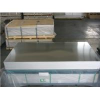 Buy cheap 1000 Series Colored Aluminum Sheets / Surface Decorative Painted Aluminum Sheets product