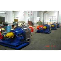 Adjusted speed Electric Hydraulic Motor Rated pressure 200 bar