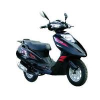 Buy cheap New 50cc Gas scooter (JD50QT-10) product
