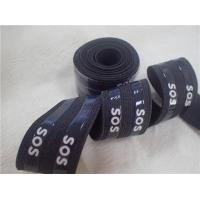 Buy cheap Non - Deformation Bright Color Jacquard Elastic Webbing For Hats Accessories product