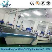 Buy cheap Industrial Knitted CAD Pattern Fabric Cutting Machine product
