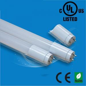 China UL/CUL/CE/ROHS 120cm 4ft 18W All-Plastic LED driver replaceable tube light 100pcs LED on sale