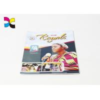 Buy cheap Periodical Journal / Story Note Book Printing With Matt Lamination Perfect Binding product