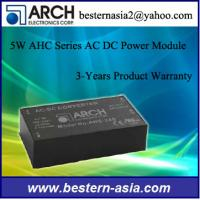 Buy cheap AC DC AHC-3.3S Arch Power Supply 4W 3.3V Regulated Output product