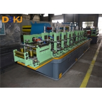 Buy cheap High Frequency Carbon Steel 4MM Tube Mill Machine from wholesalers