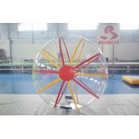 Buy cheap Transparent Inflatable Water Walking Ball / Water Rolling Ball For Fun from Wholesalers