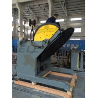 Buy cheap Heavy Duty Tiltable & Rotary Welding Positioner SKF Bearing 2M Table VFD Control product