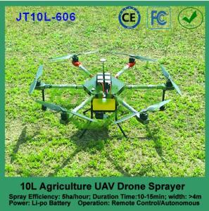 Buy cheap high pressure pump agricultural sprayer drone , uav drone crop sprayer product