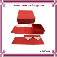 Buy cheap Made-in-China Standard paperboard Folding Rectangular Box for high-heeled shoes product