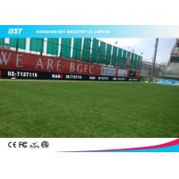 Buy cheap Outdoor Football Sport Perimeter LED Display Screen 6500nits With High Brightness product