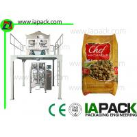 Buy cheap Automatic Vertical Packing Machine 500g Pet Food Packing Machine up to 90 packs per min product