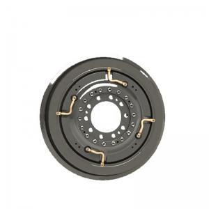 Elastic Steel Rail Wheels Noise Reduction Easy Disassemble AAR / TSI / IRIS Standard