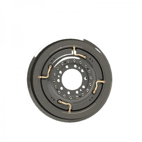 Quality Elastic Steel Rail Wheels Noise Reduction Easy Disassemble AAR / TSI / IRIS Standard for sale