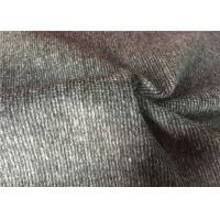 "Buy cheap 57 / 58"" Comfortable Woven Wool Fabric Breathable For Garment Suit Coat product"