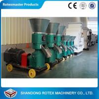 Quality High Efficiency Small Pellet Mill for farm use with wheat , soybean , corn Raw material for sale