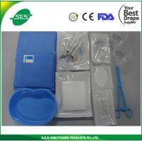 Best Price Medical disposable Surgical Ophthalmic Drape Pack