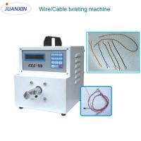 Buy cheap Cable twister/twisting Machine, Twist cables together product