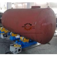 Buy cheap Variable Speed Self Aligned Pipe Welding Rotator 10 Ton Rotary Capacity from wholesalers