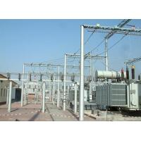 Buy cheap Substation structure, substation architecture for steel tower from wholesalers