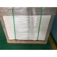 Buy cheap cnc 1000*500 Hardness 85 High Density Polyurethane Board from wholesalers