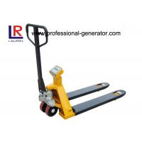 Buy cheap Hydraulic Pump Warehouse Material Handling Equipment Manual Forklift Jack Pallet Truck product