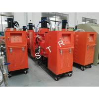 Buy cheap Shape Recovering  Portable Sandblaster With Vacuum Rust Paint Removal Weld Treatment product