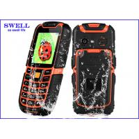 2.4 Inch GSM IP67 Farmer Use Military Spec Smartphone Waterproof