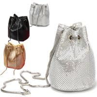 Buy cheap Prefer To Life Ladies Evening Bags Shiny Scale Clutch Purse for Party Prom Wedding Purse Luxury Women's Wallets product