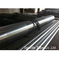 Round ASTM A312 304 Welding Austenitic Stainless Steel Pipe NPS 1/8'' - 30''