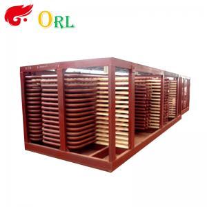 Buy cheap CFB Heat Exchanger Boiler Ionic , Boiler Header ORL Power ASTM Certification product