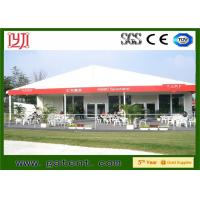 Buy cheap Long Life Span Big Aluminum Frame White PVC Cover Moveble Tents Can Be Bear -30 Temprature from Wholesalers