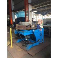 Buy cheap Compact Vessel Head  Round  Rotary Welding Positioner Table Tilting And Rotating product