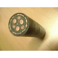 Buy cheap ICEA S-75-381 Stranded Type GGC Mining Cable Bare Copper 3 Conductor 6 AWG 2KV product