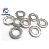 Buy cheap A2 A4 Stainless Steel 316 Flat Washers DIN125 DIN9021 M2 - M56 For Fastener Connection product