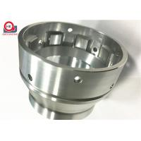 Buy cheap OEM Precision Industrial Aluminum Extrusion Profile Turn And Mill Machining product