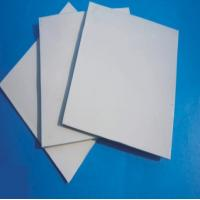 Buy cheap Thick Sticky Thermal Conductive Pad , Silicone Rubber Heat Resistant Pads 0.25mm Thicknesses from Wholesalers